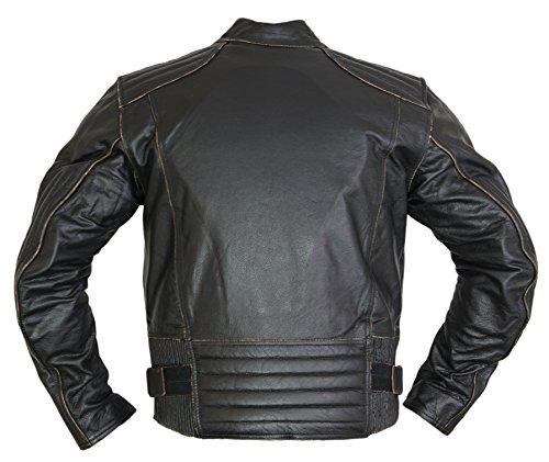 Motorrad Lederjacke (L) - 3