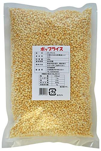 吉田製粉 ポップライス(もち米) 300g
