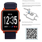 Zoom IMG-2 fitness tracker letopro activity smartwatch