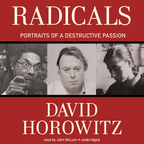 Radicals audiobook cover art