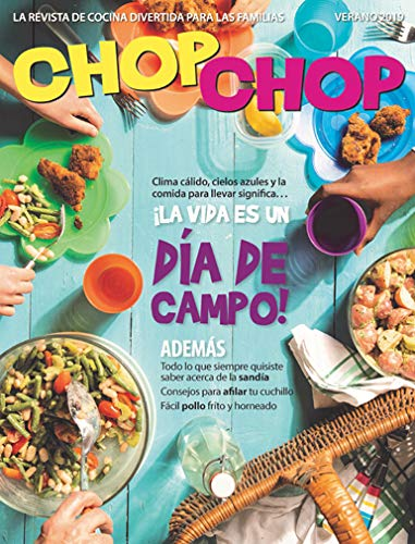 Chopchop Magazine - Spanish Version