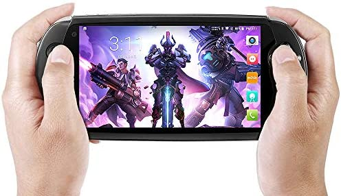 Moqi I7S Game Phone Tablet Handheld 6 Inches Touchscreen Video Game Console Android 8 1 Qualcomm product image