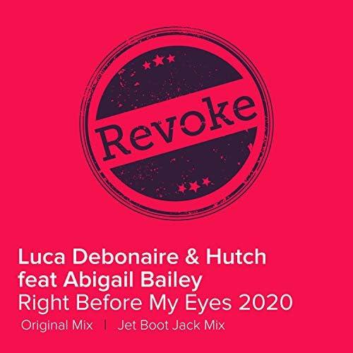Luca Debonaire & Hutch feat. Abigail Bailey