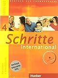 SCHRITTE INTERNATIONAL 4 KB+AB+CD+XXL (Schritte Inter ESP)