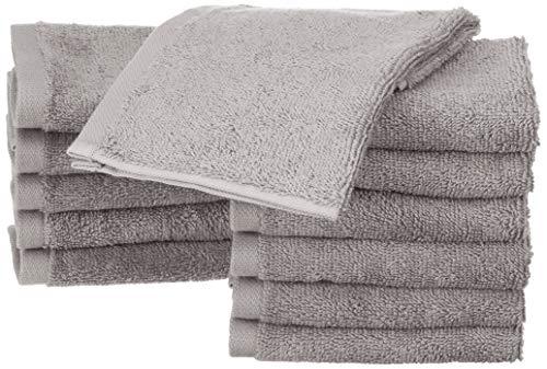 AmazonBasics - Toallas de algodón