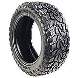 Mazzini Mud Contender Mud-Terrain Radial Tire-35X12.50R20 LT 121Q LRE 10-Ply