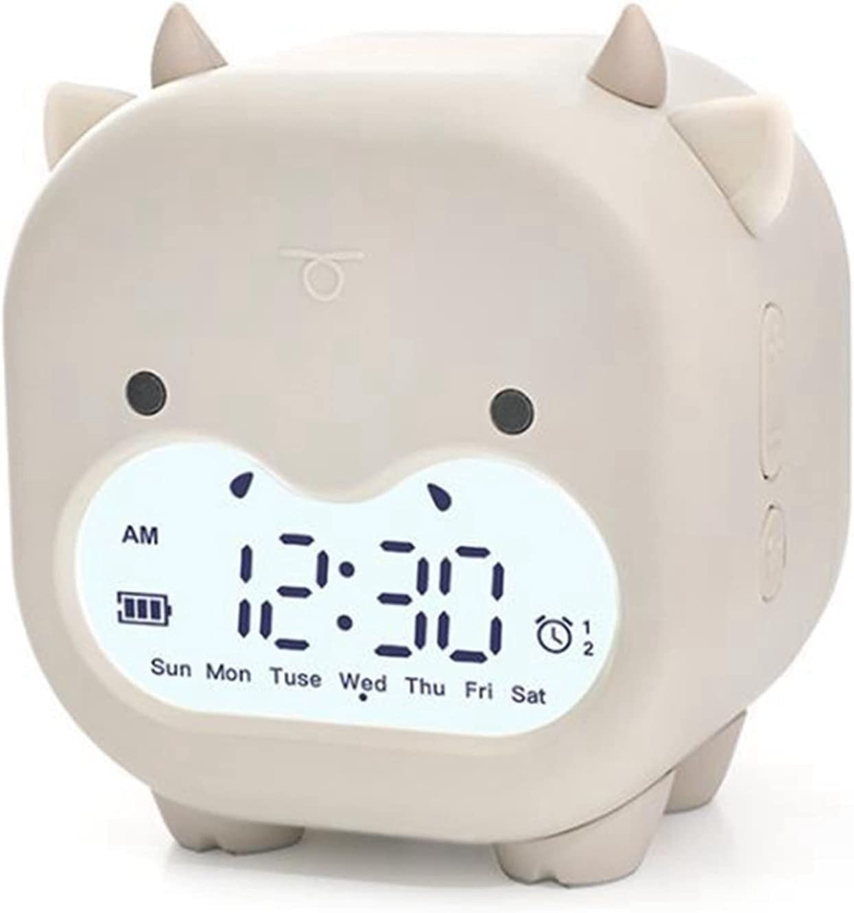 YINGBBH Alarm Import Clock Cute Colorado Springs Mall Kids Childre Bedroom