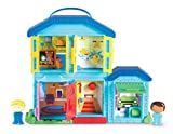 Learning Resources Smart Sounds Play House, Fine Motor Toy, Smart Playhouse, Ages 2+