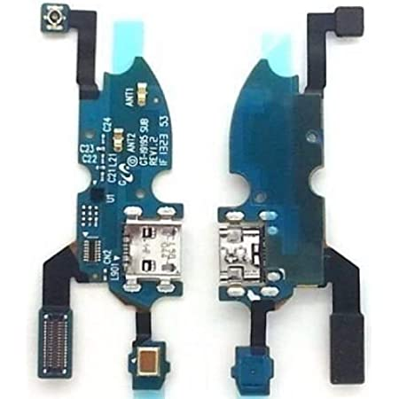 ePartSolution/_USB Charger Charging Port Flex Cable Dock Connector USB Port With Audio Jack Mic Microphone Flex Cable for Samsung Galaxy Tab A 9.7 T550 Replacement Part USA Seller