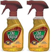 Old English Lemon Oil Furniture Polish 12 oz (Pack of 2)