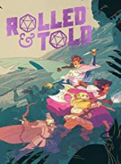 Image of Rolled & Told Vol 1 by EL. Brand catalog list of Oni Press.
