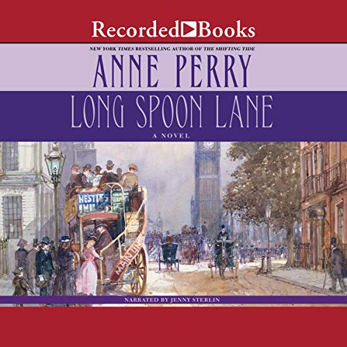 Long Spoon Lane audiobook cover art