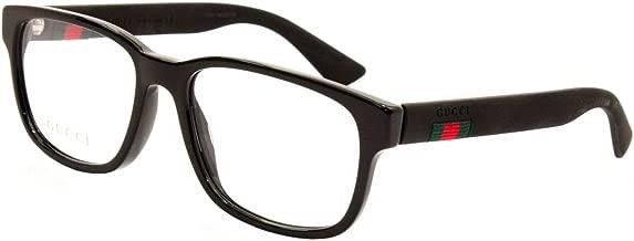 Gucci GG 0011O Square Eyeglasses 2 Sizes