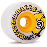 Sector 9 Butterball Longboard Wheels 70mm 80a