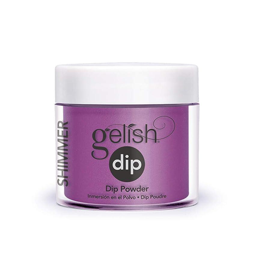 顎禁止がっかりするHarmony Gelish - Acrylic Dip Powder - Berry Buttoned Up - 23g / 0.8oz
