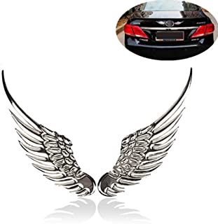 Amazon Com Angel Wings Car Decal