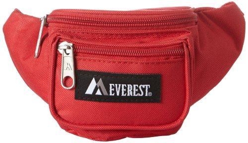 Everest, Sac Banane Ville Femme, Red (Rouge) - 044KS-RD
