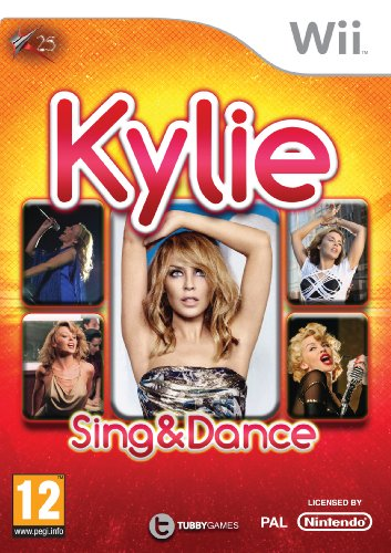Kylie Sing and Dance [import anglais]
