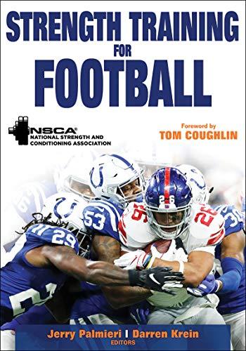 Strength Training for Football (Strength Training for Sport) (English Edition)