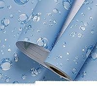 3d壁紙スティックアンドピール粘着性寝室部屋装飾寮防水家具リフォームステッカー61x500cm(24x197inch)