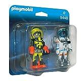 PLAYMOBIL- Astronautas Juguete, Multicolor (geobra Brandstätter 9448)