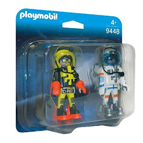 PLAYMOBIL- Astronautas Juguete
