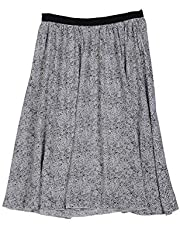 BlueAge Straight Skirt for Women, Size