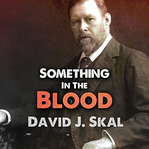 Something in the Blood cover art