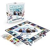 Hasbro Gaming- Monopoly Frozen Juego de Mesa para niños a Partir de 8 años, Color (61106642)