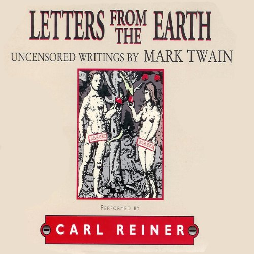 Letters from the Earth audiobook cover art