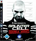 Ubisoft Splinter Cell Double Agent PlayStation3