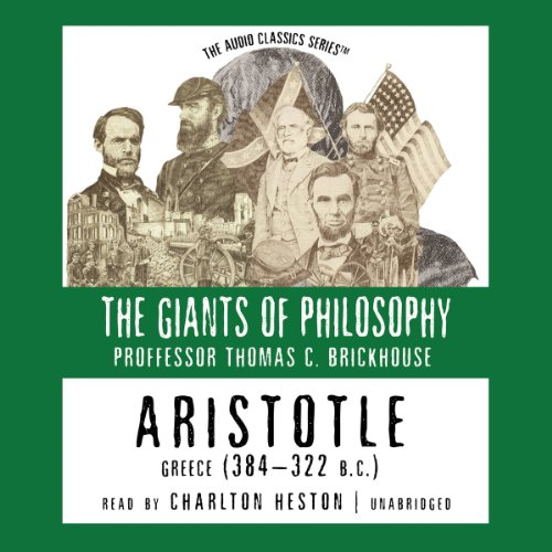 Aristotle audiobook cover art