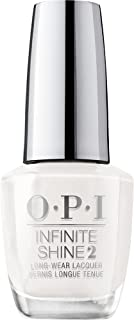 OPI Nail Polish, Infinite Shine Long Wear Nail Polish, Whites, 0.5 Fl Oz