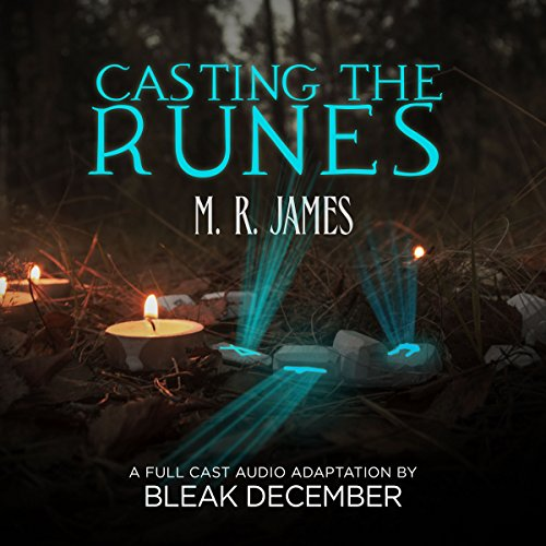 Casting the Runes audiobook cover art