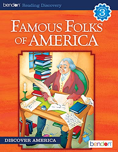 Famous Folks of America (English Edition)
