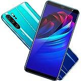 aixu P33 Teléfono Inteligente 5 Pulgadas 3G Teléfono De Pantalla Grande 512Mb Ram Teléfonos De Alta Capacidad Azul Zafiro UE
