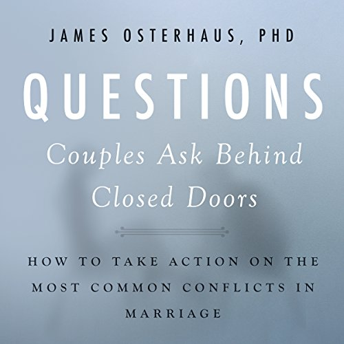 Questions Couples Ask Behind Closed Doors audiobook cover art
