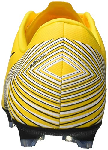 Nike Mercurial Vapor Xii Elite Neymar Fg, Unisex Kid's Footbal Shoes, Yellow (Amarillo/White/Black/Anthracite 710), 5 UK (38 EU)