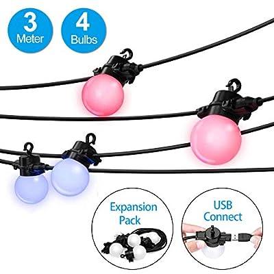 Elrigs LED String Lights