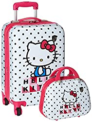 Hello Kitty Luggage - We Love Kitty 1dabe88a9eff4