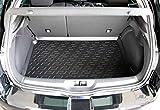 J&J AUTOMOTIVE | Premium Tapis DE Coffre Caoutchouc Compatible avec Renault Megane IV...