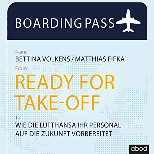 Couverture de Ready for Take-off