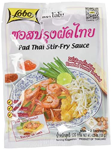 Lobo sauce für Pad Thai, 12er Pack (12 x 120 g)