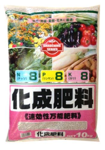 プラント 化成肥料 8-8-8 10�s