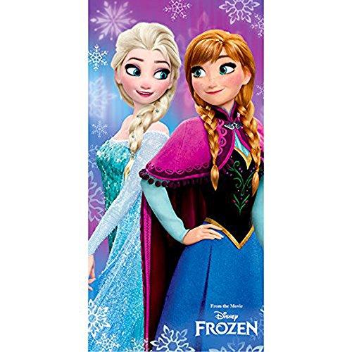 Disney Serviette de Plage Coton La Reine des Neiges