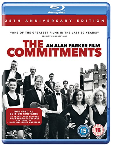 The Commitments - 25th Anniversary Blu-ray [UK Import]