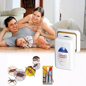 Pest Reject - el control de plagas - conector contra insectos