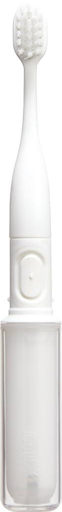 キャンセル宮殿爪ラドンナ 携帯音波振動歯ブラシ mix (ミックス) MIX-ET ホワイト