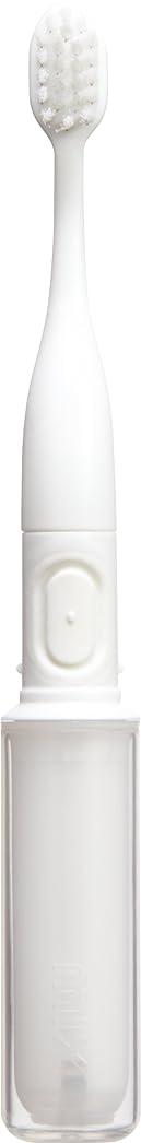 ガイドライン逃げるバーラドンナ 携帯音波振動歯ブラシ mix (ミックス) MIX-ET ホワイト
