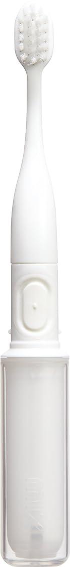 品種想起天ラドンナ 携帯音波振動歯ブラシ mix (ミックス) MIX-ET ホワイト